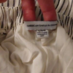 American Eagle Outfitters Pants - Striped wide leg pants
